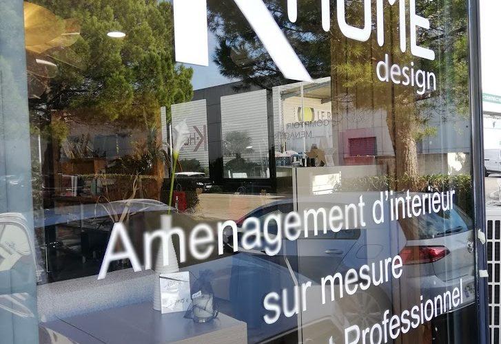 Décoration vitrine + adhésif