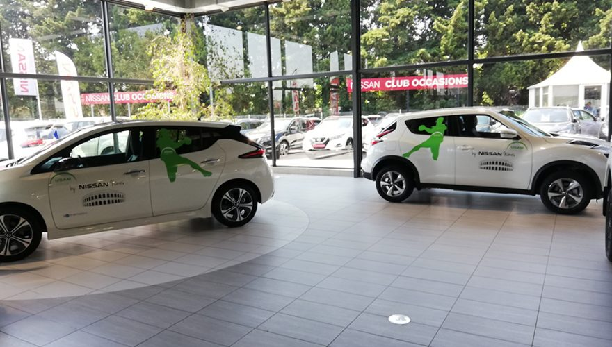 Nissan Nîmes